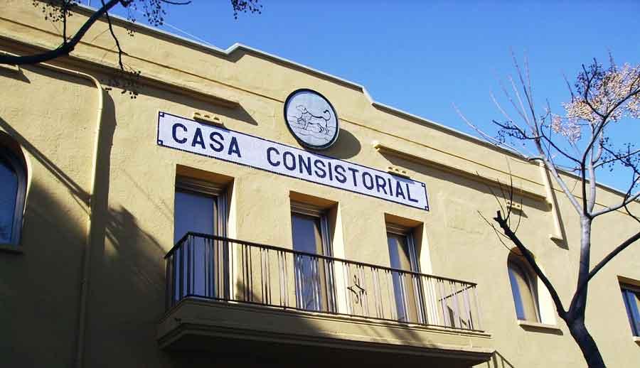 Ajuntament Canovelles